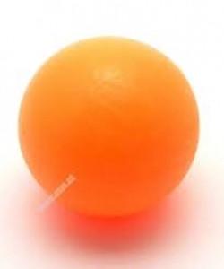 Fussballkasten Bälle Kunststoff orange 10er Pack