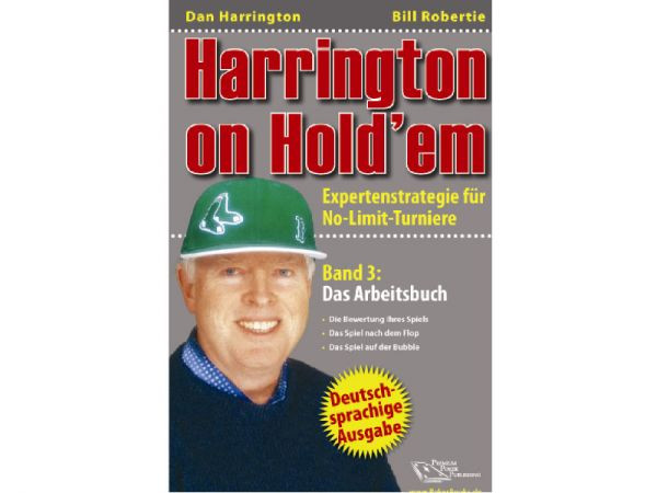 Harrington on Hold'em Vol.3 /D