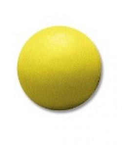 Fussballkasten Bälle Kunststoff gelb 10er Pack