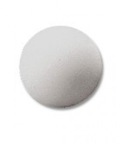 Fussballkasten Bälle Kunststoff weiss 10er Pack