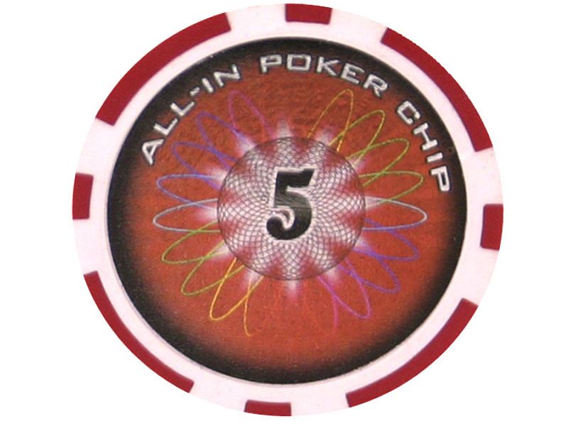 All In Chip 5 ca. 13g