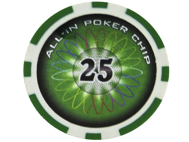All In Chip 25 ca. 13g