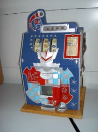 "Slot-Maschine "" Mills Castle Front """