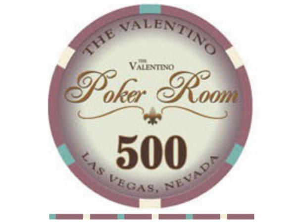 Valentino Ceramic Chip 500 lila