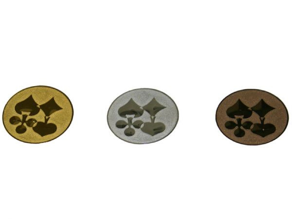 Emblem Suits Bronze
