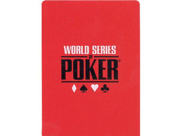 WSOP Cut Card Rot
