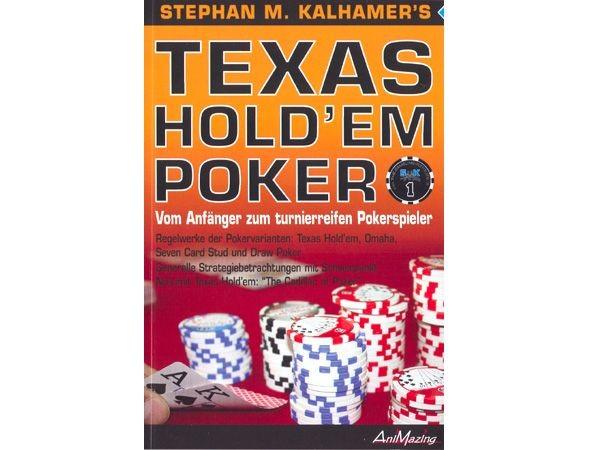 Texas Hold'em Taschenbuch von Stephan Kalhamer