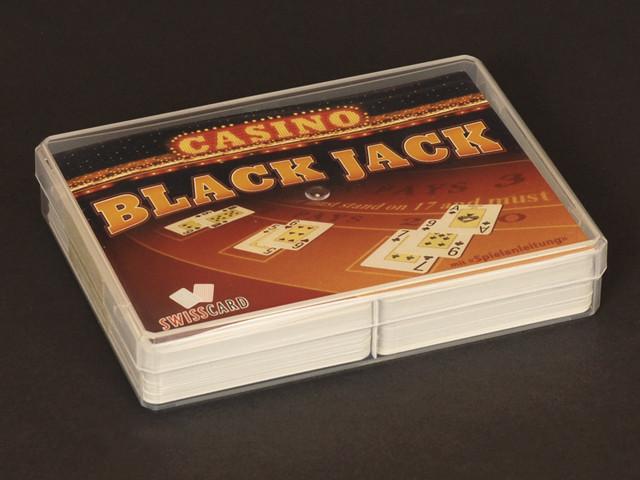Black Jack Spielkarten Doppelpack Jumboindex