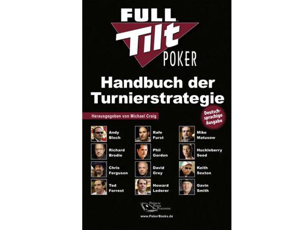 Full Tilt Poker Handbuch der Turnierstrategie /D