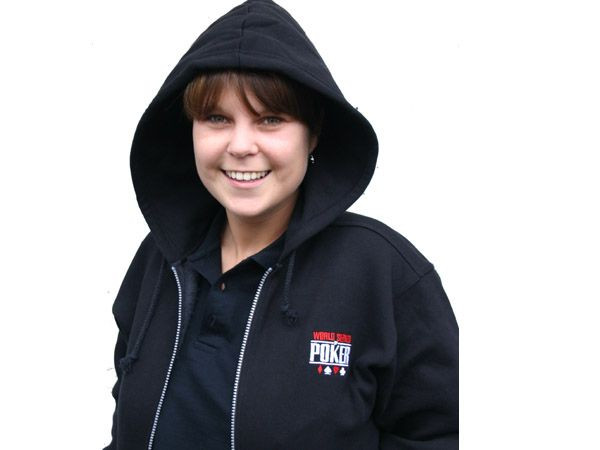 WSOP Kapuzen-Sweat-Jacket, Grösse S
