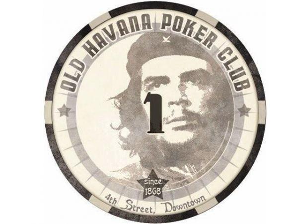 Old Havana Poker Club 1
