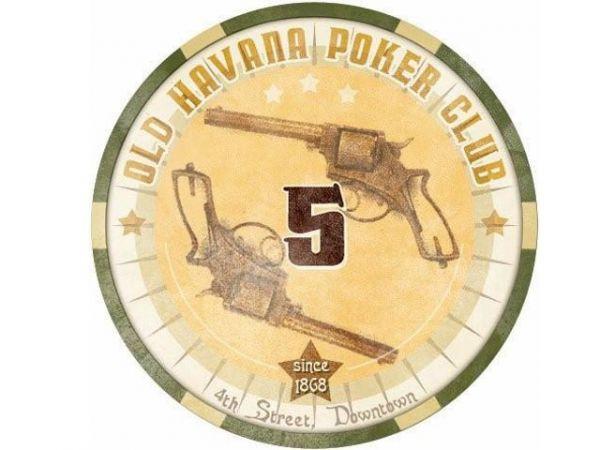 Old Havana Poker Club 5