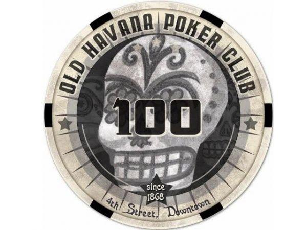 Old Havana Poker Club 100