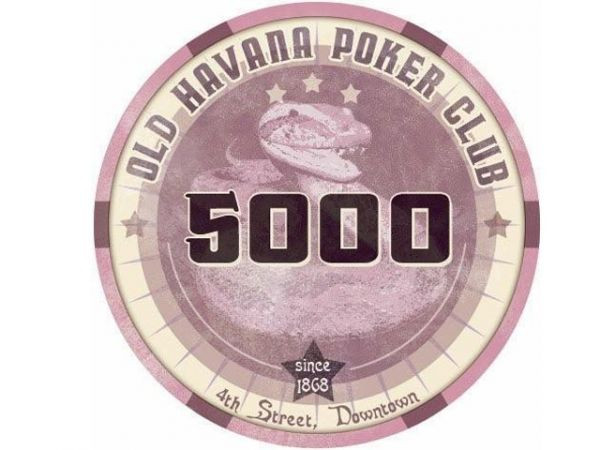 Old Havana Poker Club 5.000