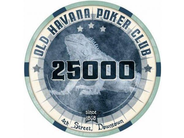 Old Havana Poker Club 25.000