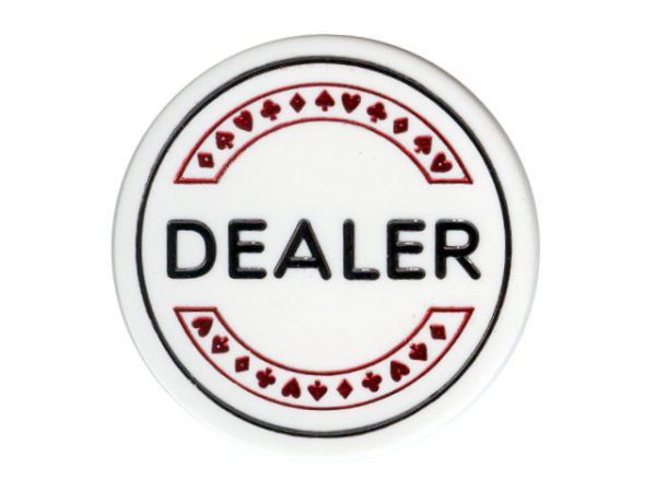 Dealer Button Tournament 2
