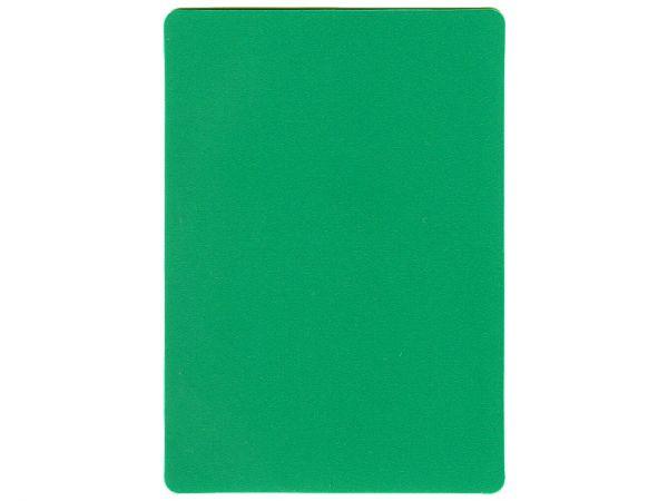 Cut Card Grün Pokersize