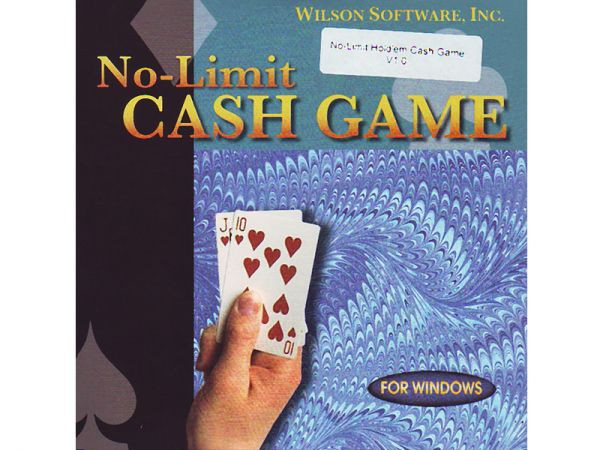 PC Software: No-Limit Hold'em Cash Game