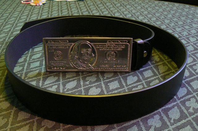 Gürtel 100 Dollar Länge ca. 100cm