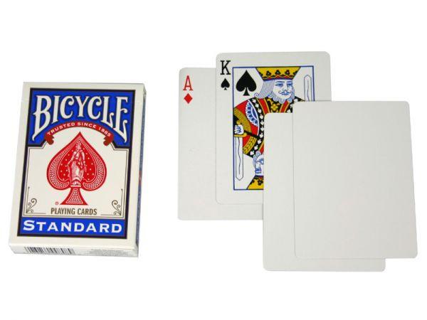 Bicycle RiderBack Magic Cards Standard Face/Blanco