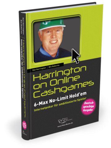 Harrington on Online Cashgames, Deutsche Ausgabe