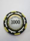 Vision Clay Chips 1000er gelb 14g