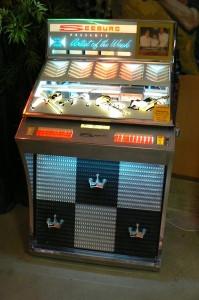 Musikbox Seeburg Modell AY-100 Jahrgang 1961