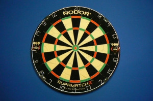 Bristle Dart-Board Supamatch M2