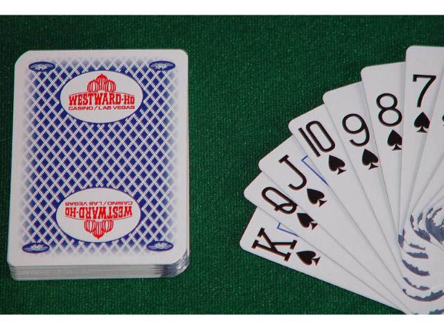Westward Ho Playing Cards