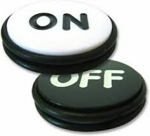 """Dice Puck On/Off 3"""""""