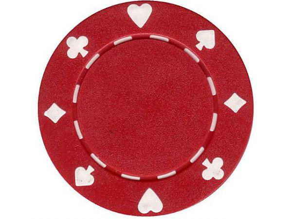 Suit Chip 11,5gr Rot