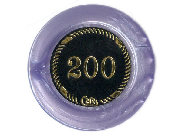 Prestige Jeton Violett Value 200