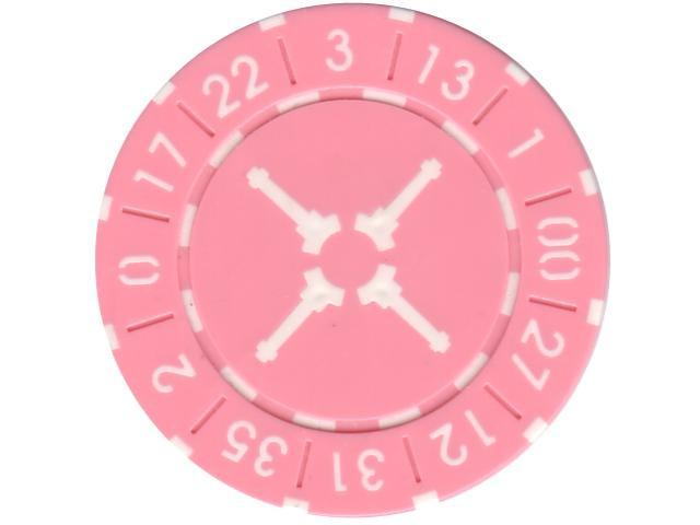 Wheel Chip 11,5gr. Rosa