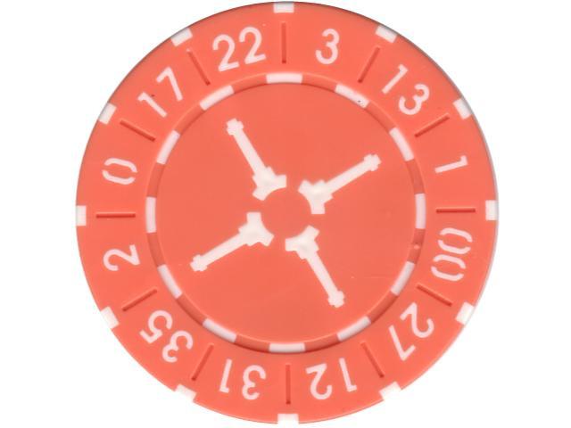 Wheel Chip 11,5gr. Orange