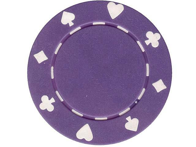 Suit Chip 11,5gr. Violett