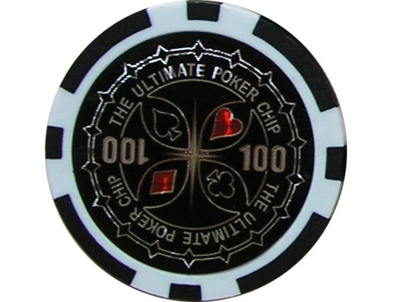 Ultimate Poker Chip 100 ca. 13g