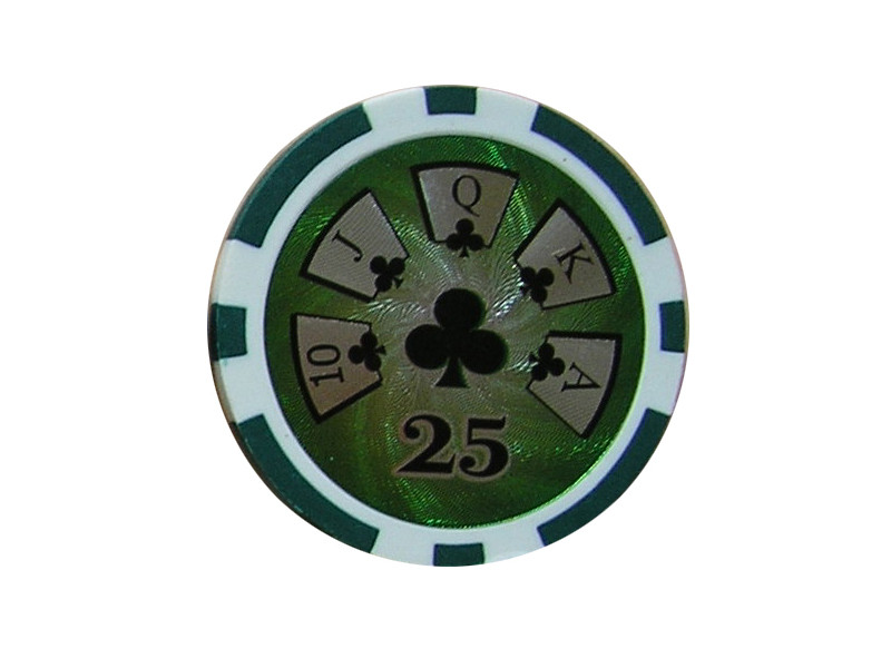 deLuxe Poker Chip 25 ca. 13g