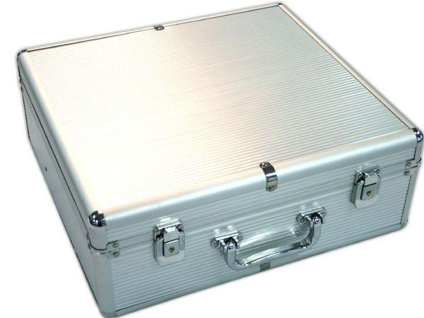 Chipkoffer Aluminium für 600 bis 1000 Chips