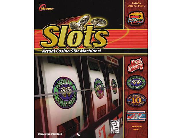 Slots 1 CD IGT
