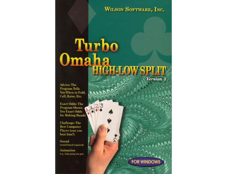PC Software: Turbo Omaha High-Low Split