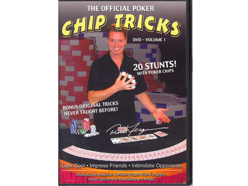 DVD Poker Chip Tricks  Vol.1