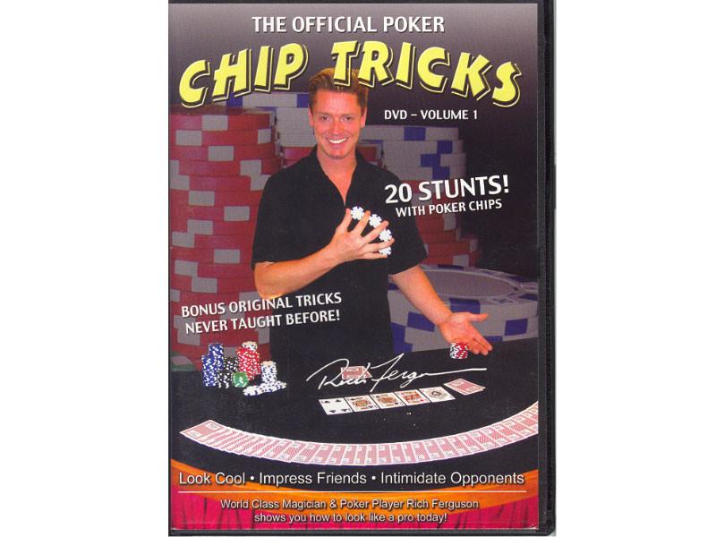 DVD Poker Chip Tricks  Vol.1