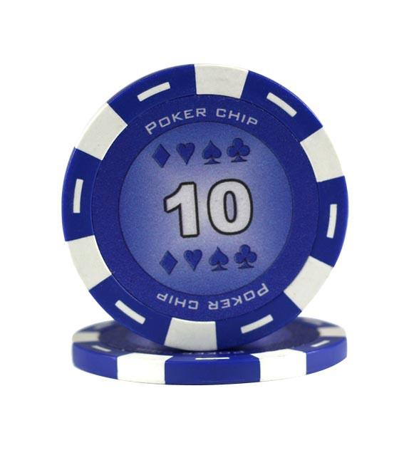 11,5g King Chips 10er Blau