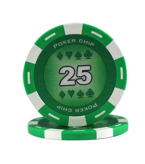 11,5g King Chips 25er Grün