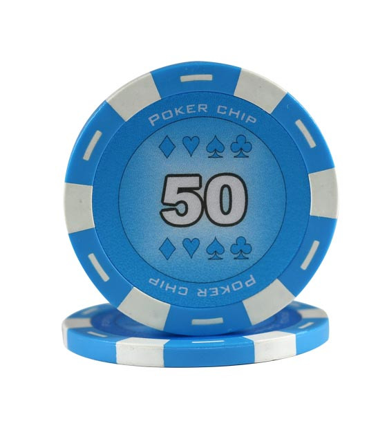 11,5g King Chips 50er Hellblau