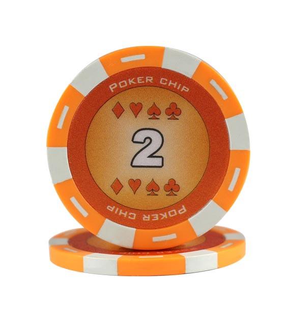 11,5g King Chips 2er Orange