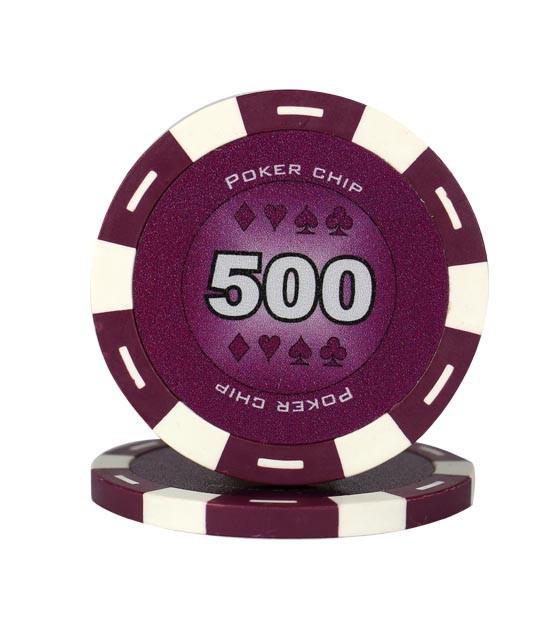 11,5g King Chips 500er Violett