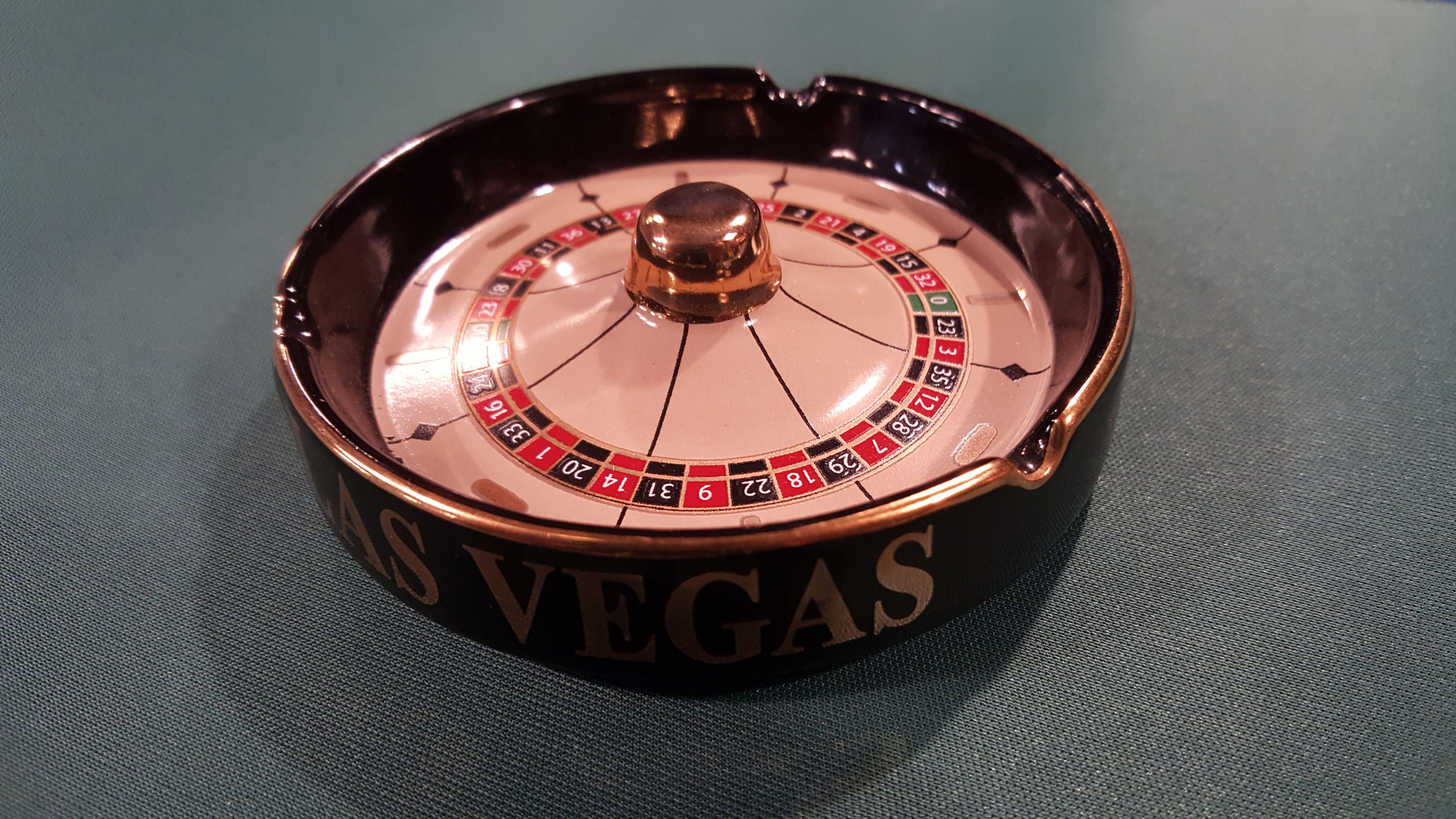 Schwarz Roulette